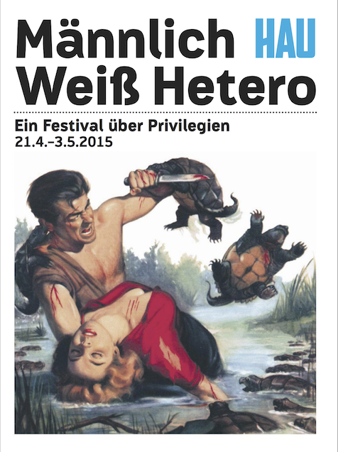 Cover des Festival-Magazins.