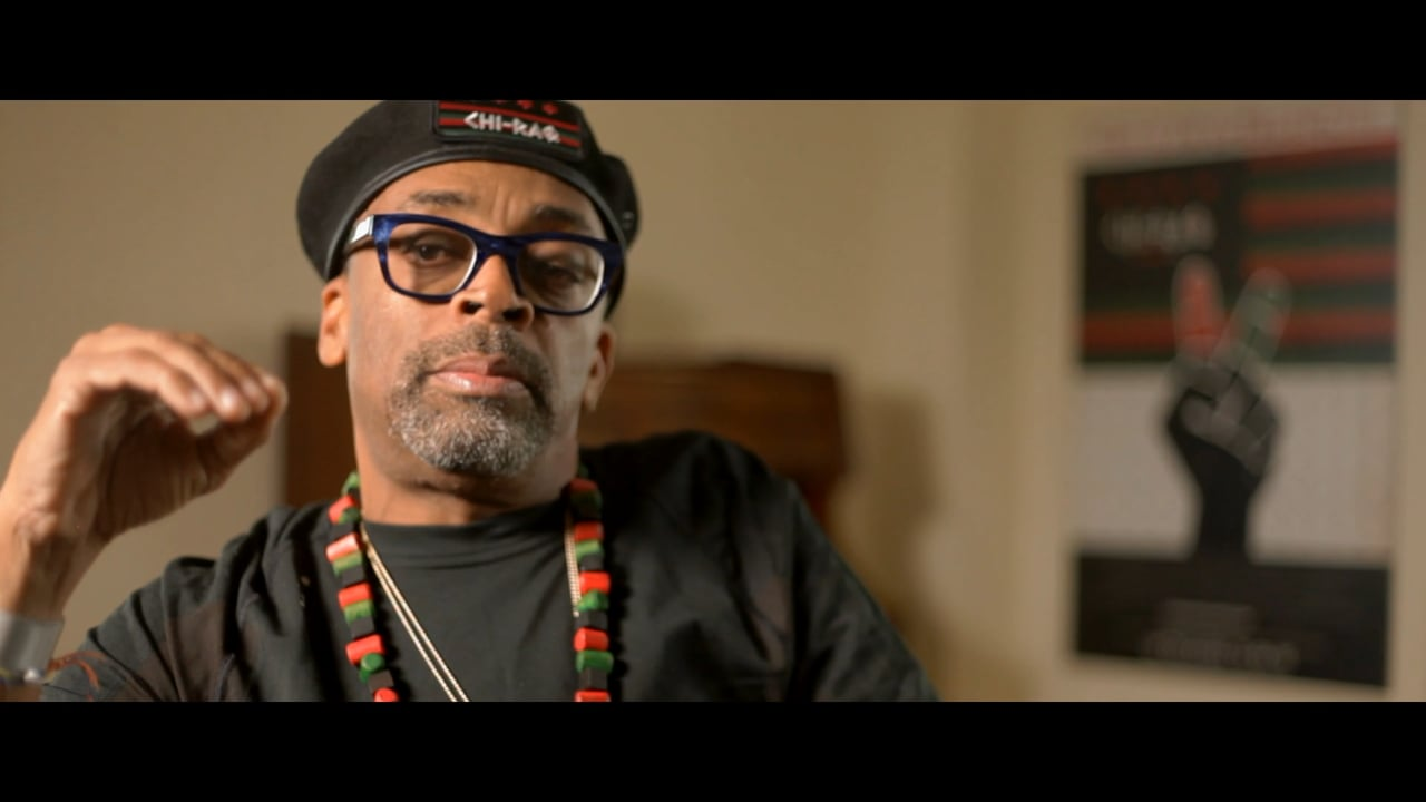 Regisseur Spike Lee.