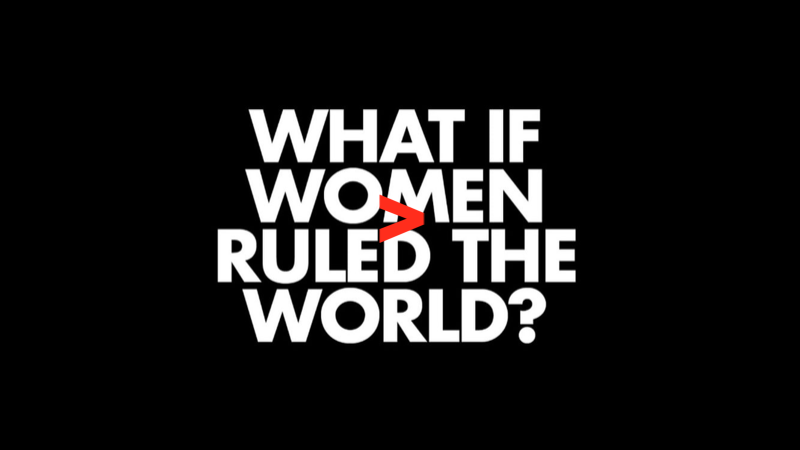 What If Women Ruled The World von Yael Bartana an der Volksbühne