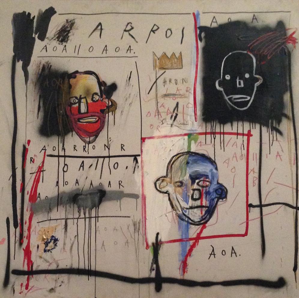 Jean-Michel Basquiat: Untitled, 1981.